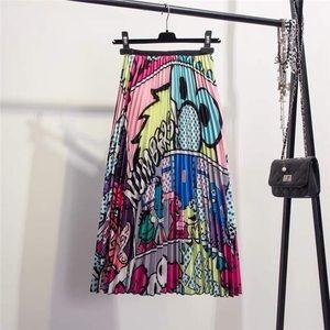 Dresses & Skirts - Sesame Street Pleated Midi Skirt